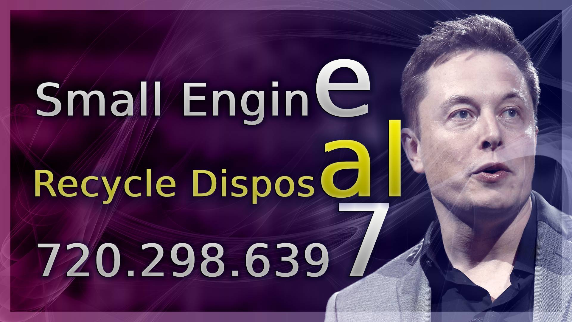 Lawnmower and Landscaping Equipment Disposal Arvada, CO | Small Engine Removal Services